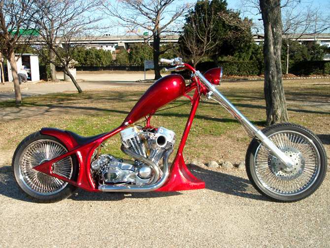 RED FXSTC
